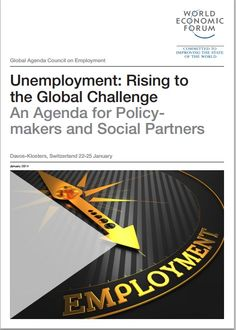 This Report from the World Economic Forum's Global Agenda Council on Employment looks at the need for the global economy to grow in order to create jobs that will, in turn, sustain economic growth. #wefreport #wef #jobs