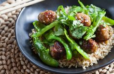 Citrus-Glazed Pork with Farro Recipe