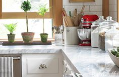 """I would be no where without my KitchenAid mixer!"""