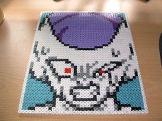 Dragon Ball hama perler beads