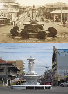 Then And Now Pictures, Iloilo City, Visayas, Manila Philippines, September 16, Monuments, Old Photos, Mount Rushmore, Buildings