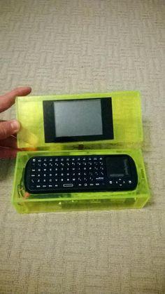 Portable Pi by @jaymegisbourne