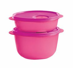 Tupperware | CrystalWave® 2-Pc. Bowl Set