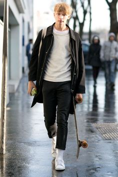 The Best of Paris Men's Fashion Week Street Style | Day 4 | The Imprint