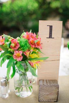 DIY details: http://www.stylemepretty.com/california-weddings/2015/03/29/summer-outdoor-diy-wedding-in-mission-viejo/   Photography: Aga Jones - http://blog.agajonesphotography.com/