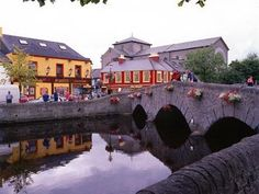 Westport, Ireland. My favorite place in Ireland. Hope to get back there one day!