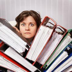 Bureau : comment bien ranger ses papiers - Journal des Femmes