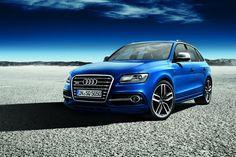 The wife's car:    Audi SQ5 2013
