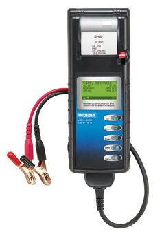 MDX655P Analisador Baterias Midtronics com impressora