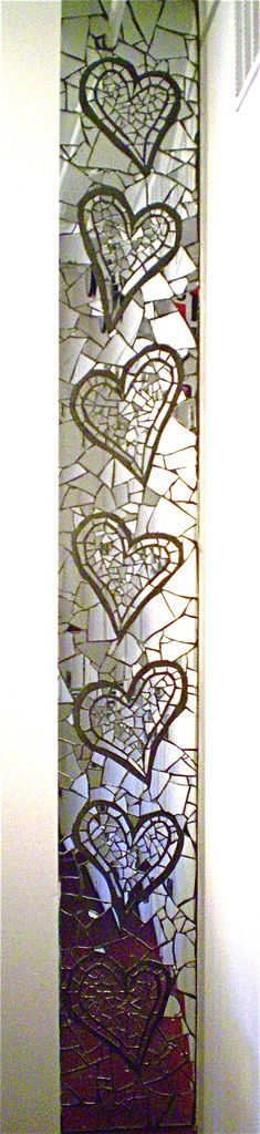 Flickr. Counter pulse heart mosaic