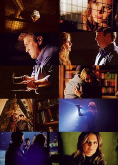 """Castle: """"You believe me?"""" Beckett:"""" I never stopped."""""""
