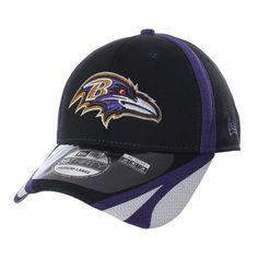 Apoya a tu equipo con la ligera gorra #NewEra 39Thirty #Ravens Baltimore. New Era Cap, Baltimore, Riding Helmets, Nfl, Hats, Fashion, Moda, Hat, Fashion Styles