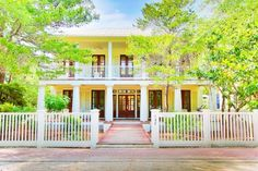 """String of Pearls"" condo from Cottage Rental Agency in Seaside, FL"
