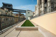 Álvaro Siza Restores the Carmo Convent Area in Lisbon,via Câmara Municipal de Lisboa