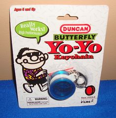 Yo-Yo keychain