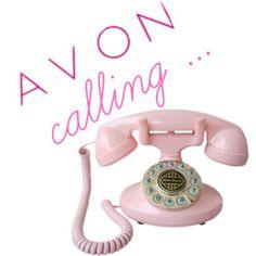 Avon Calling www.youravon.com/dreamteam