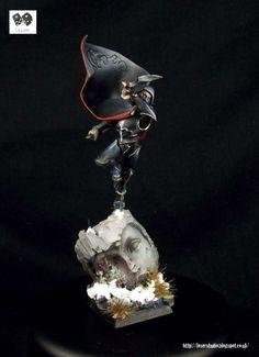 Shadowblade Master of Assassins.