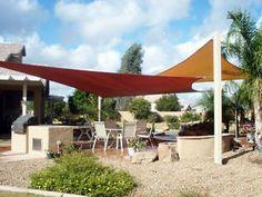 20'x16' Rectangle/Square Patio Outdoor Sun Sail Shade