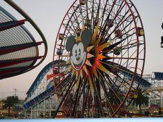 Disney California Adventures!