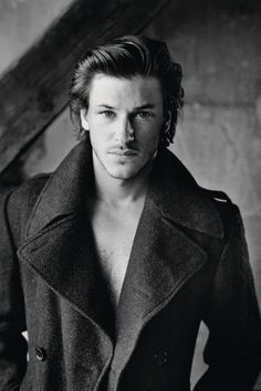 Gaspard Ulliel.. the guy from the chanel mens fragrance commercials.....SO HOT