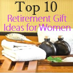 See our Top 10 Retirement Gift Ideas for Women http://www.the10bestlist.com/retirement-gift-ideas-for-women #retirement #giftsforwomen #freedom