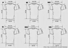 выкройки мужских футболок