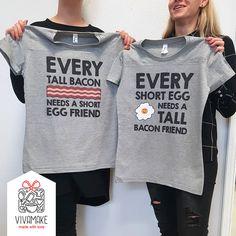 d254e73a0b Matching best friend shirts / best friend shirts / best friend sweatshirts  / funny t shirts / best friend outfits / bff shirts /