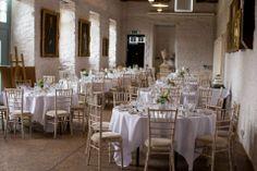 Bampfylde hall at hestercombe