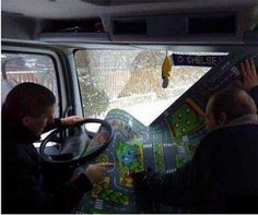 Life before google maps