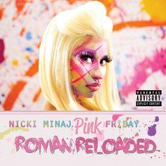 Nicki Minaj Songs, Nicki Minaj Photos, Nicki Minaj Albums, Starship Songs, Nicki Minaj Album Cover, Pink Friday Roman Reloaded, Nicki Minaj Starships, Nicki Minaj Pink Friday, Fanart Tv