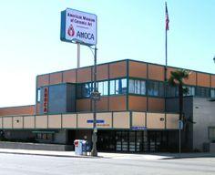 American Museum of Ceramic Art, Pomona, California