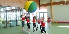 Kin-Ball #kinball #oxylane #troyes #sport