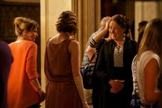 Behind the Scenes at Downton Abbey.