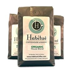 Habitu Organic House Blend Auto Drip Coffee  12 Oz Bag ** You can get more details by clicking on the image.