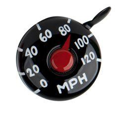 Fahrradklingel Speedometer