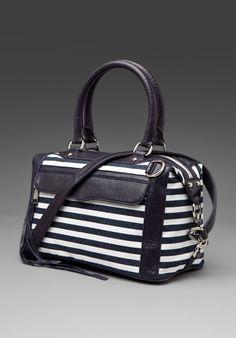 Perfect blue purse.