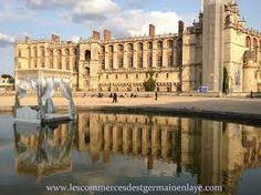"""Résultat de recherche d'images pour """"chateau de saint germain en laye"""""""