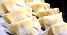 2015.12.05話題入り♡中国人の友達に教えてもらった、とっても簡単&綺麗な包み方です♡ 焼き・水餃子のどちらにも☆