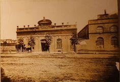 Tintoreríaa Pratt, Barrio de Retiro, 1882