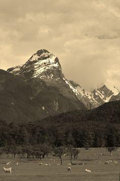Mt. Chaos ? , NZ