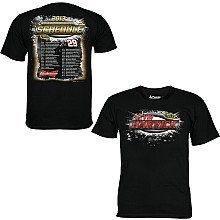 NASCAR Chase Authentics Kevin Harvick 2013 Driver Schedule T-Shirt - Black (XX-Large) by Football Fanatics. $24.95. Chase Authentics Kevin Harvick 2013 Driver Schedule T-Shirt - BlackScreen print graphicsOfficially licensed NASCAR productImportedTagless collar100% Cotton100% CottonScreen print graphicsTagless collarImportedOfficially licensed NASCAR product