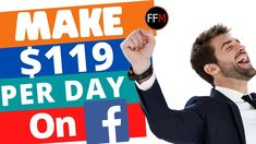 Make $100 Per Day From Facebook With 1 Trick With Clickbank Product  | F... Facebook Marketing, Affiliate Marketing, Make Money Online, How To Make Money, Free Training, Training Courses, Revolutionaries, Online Business, Knowledge