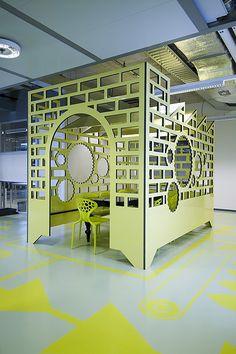 Roc Apeldoorn interior by Tjep. - #Architecture