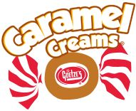 Do you remember these chewy caramels with the cream center?
