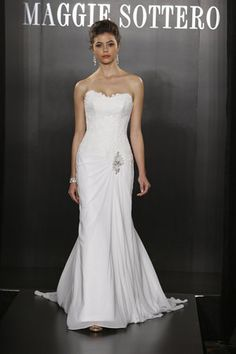 Mayla by Maggie Sottero Fall 2012