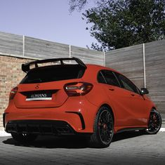 Romans are pleased to offer this Mercedes-Benz A-Class Amg for sale presented in Jupiter Red with Black RED CUT Leather. Mercedes Hatchback, Mercedes A45 Amg, Used Mercedes Benz, Peugeot, Benz A Class, Expensive Cars, Motor Car, Luxury Cars, Dream Cars