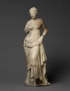 Desire Lines - mini-girlz:  Statuette of a Woman  Greek  Date:...
