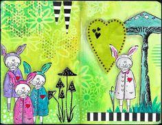 Inge Kolstee: Art Journal