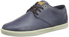 Timberland Newmarket_Fulk LP Low, Herren Sneakers, Blau (Navy), 44.5 EU - http://uhr.haus/timberland/44-5-eu-timberland-newmarket-fulk-lp-low-herren