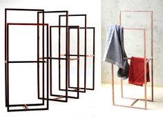porte-serviettes LÀLA by Maurizio Fardo MAOLI